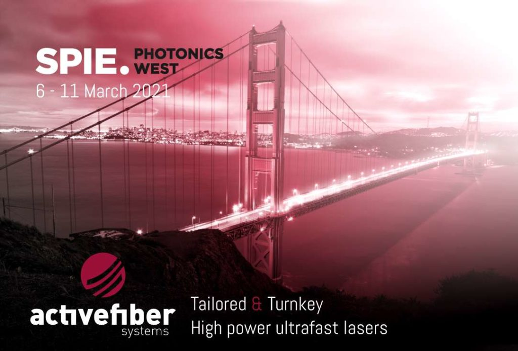 AFS at Photonics West 2021