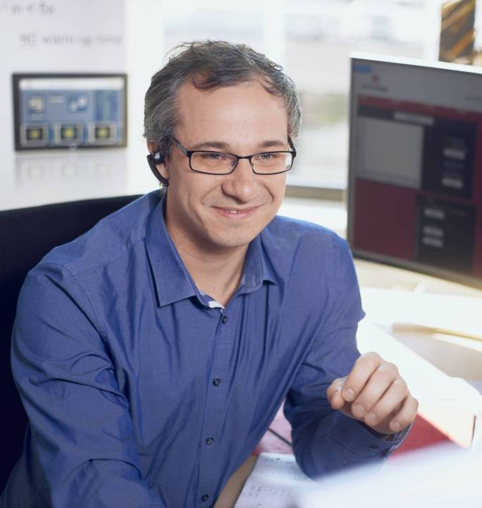 Martin Kleekamp, Head of Service