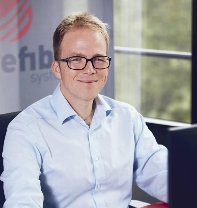Dr. Sven Breitkopf, Head of Sales