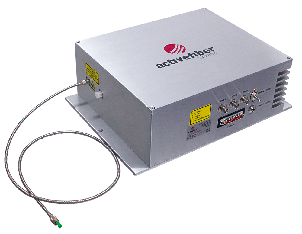 dual wavelength ps fiber lasers